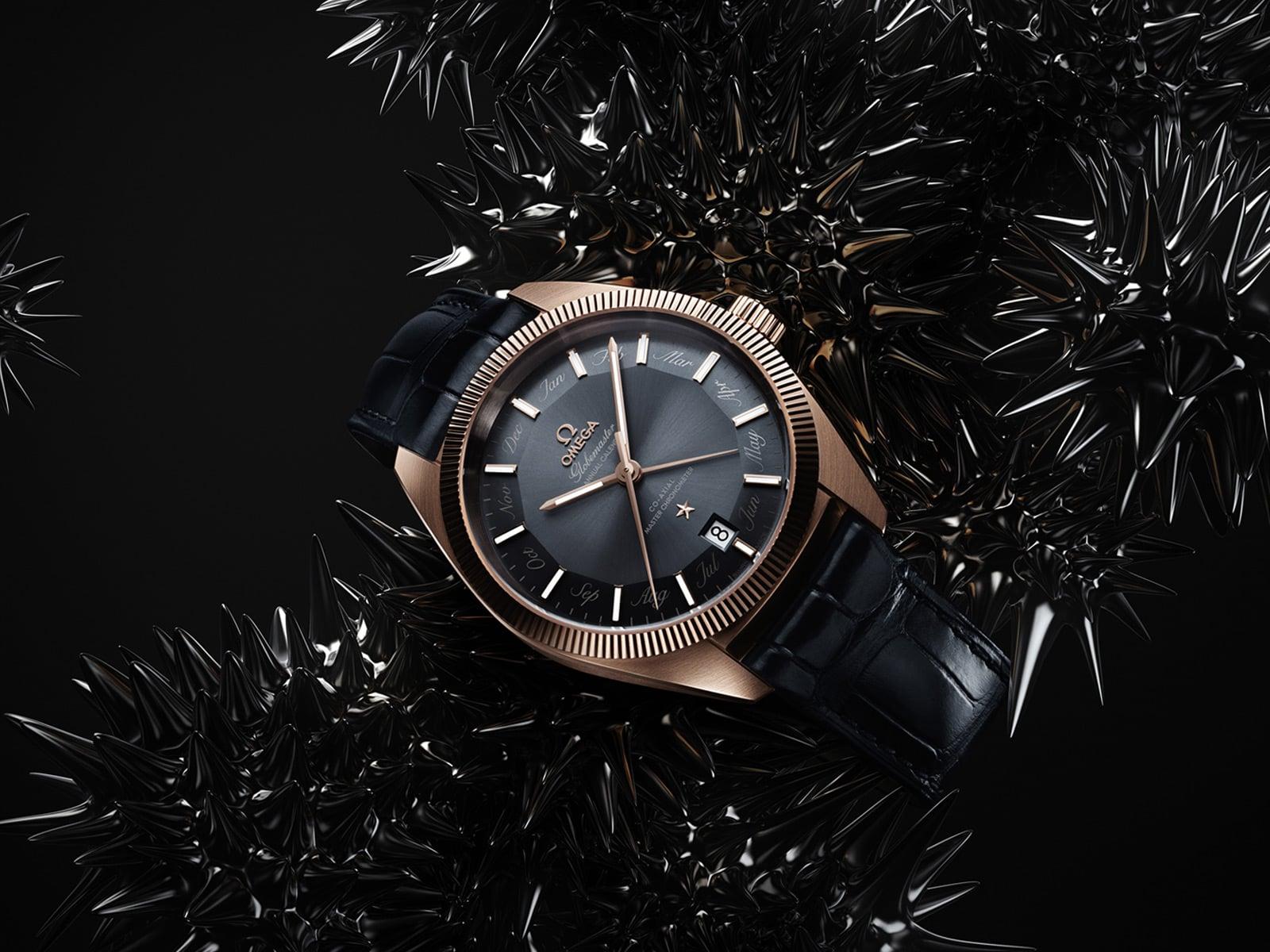 欧米茄腕表: 防磁腕表——难以阻挡的魅力 - 单个 - 35955
