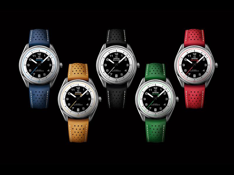 海马奥运会限量版套装系列腕表