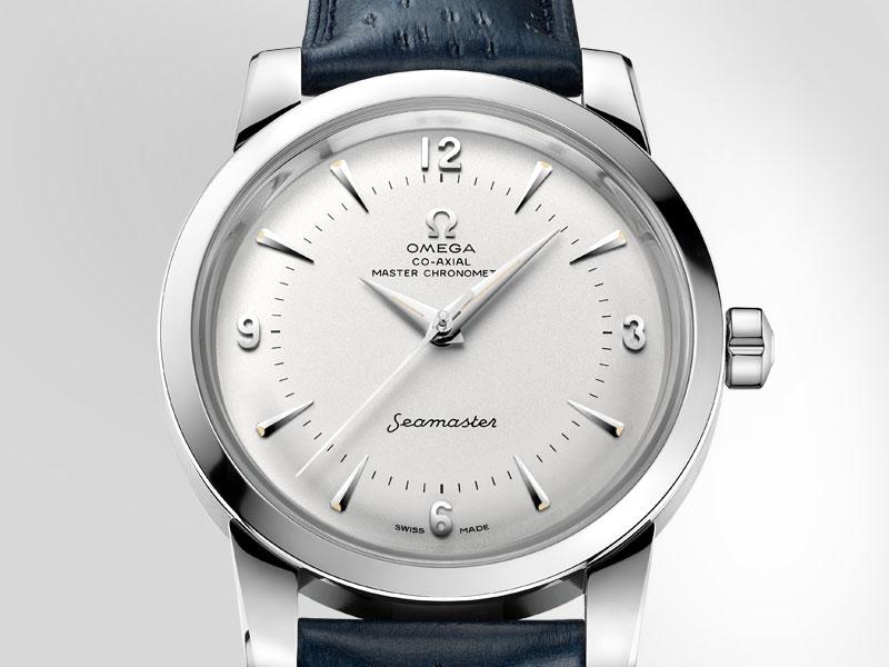 海马系列1948中央秒针限量版腕表