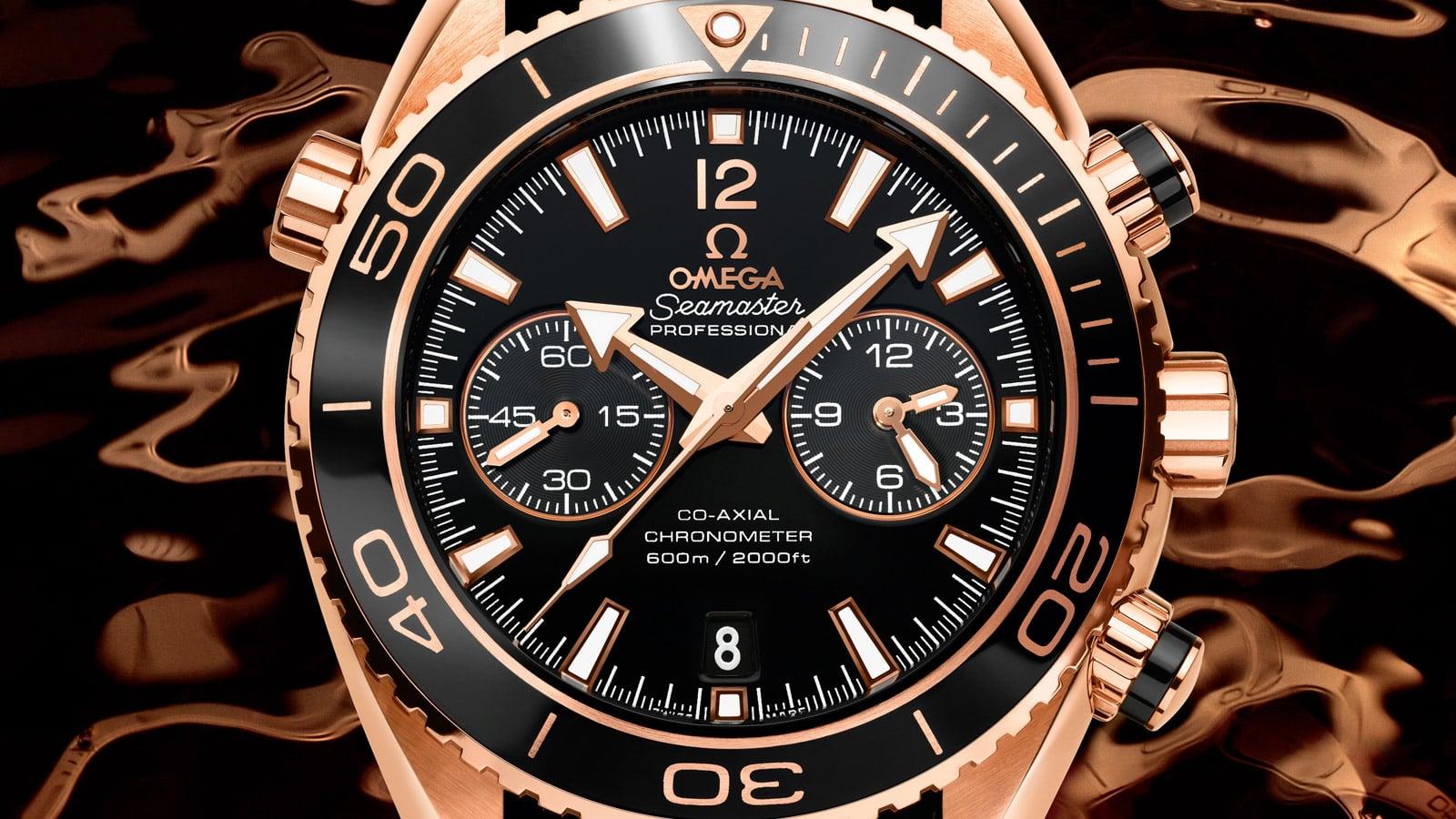 欧米茄Ceragold腕表: Seamaster - 海洋宇宙600米腕表 - 影片 - 14521