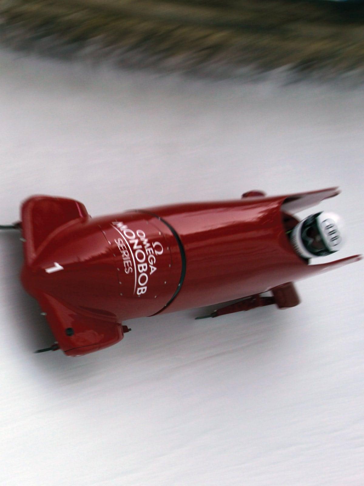 欧米茄腕表: 有舵雪橇与单人有舵雪橇 项目 3 - 6117