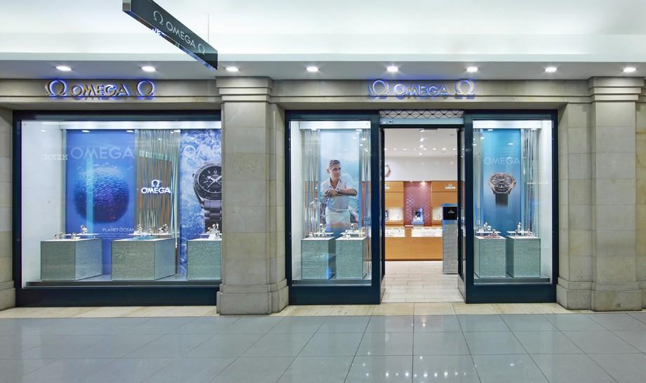 OMEGA Boutique - Berlin