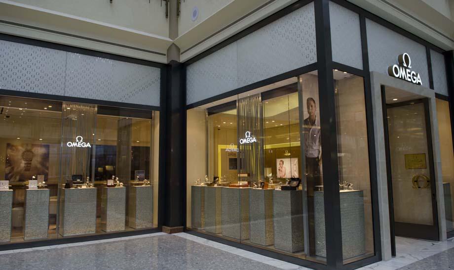 欧米茄 专卖店: McLean,Tysons Galleria - picture 1