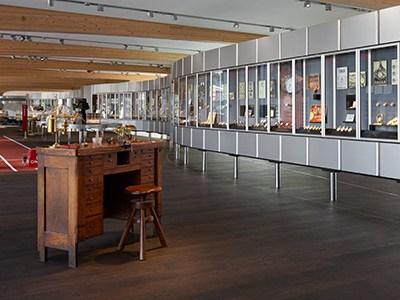 欧米茄全新博物馆盛大开幕