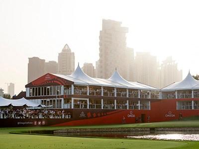 十年迪拜高尔夫运动